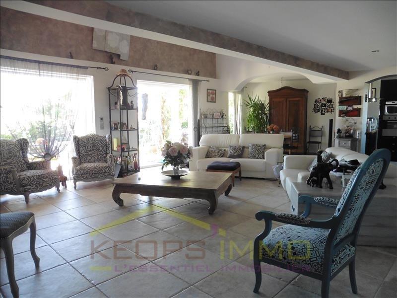 Vente de prestige maison / villa St aunes 865000€ - Photo 6