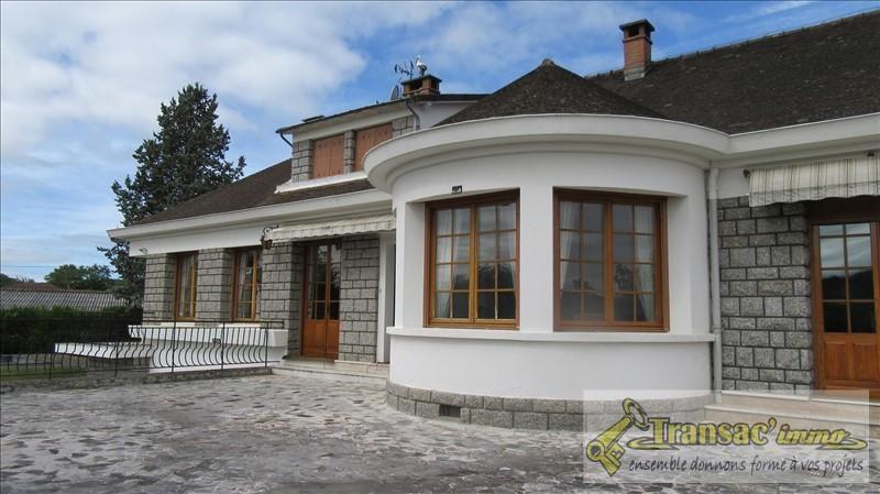 Sale house / villa Courpiere 367500€ - Picture 1