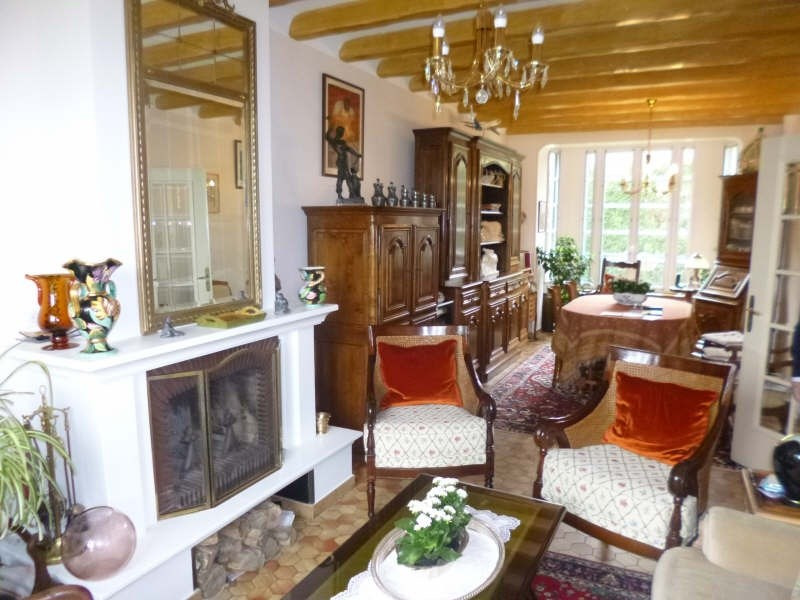 Vente maison / villa Montmorency 630000€ - Photo 5