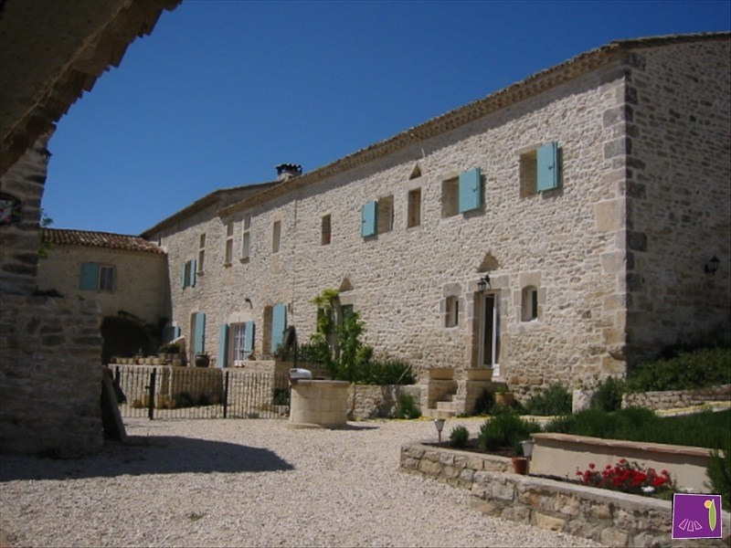 Deluxe sale house / villa Uzes 1 590 000€ - Picture 8