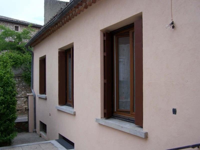 Venta  casa Vallon pont d arc 85000€ - Fotografía 2