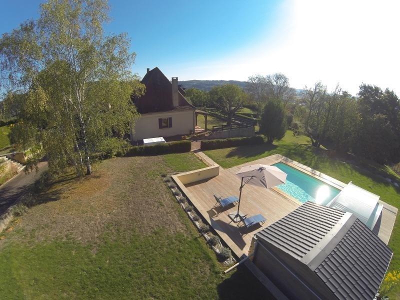 Sale house / villa St cyprien 388500€ - Picture 3