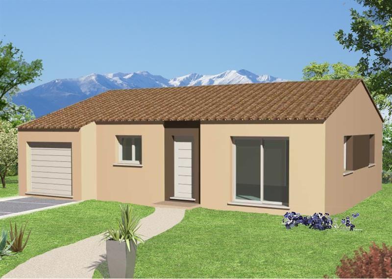 Maison  4 pièces + Terrain 210 m² Argeles sur Mer par MAISONS VIBEL