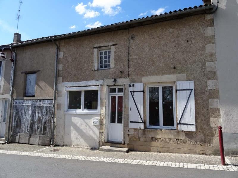 Vente maison / villa Verrieres 55000€ - Photo 2
