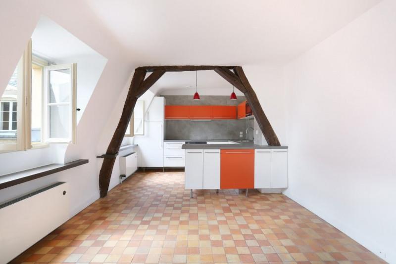 Vente de prestige appartement Paris 4ème 777000€ - Photo 4