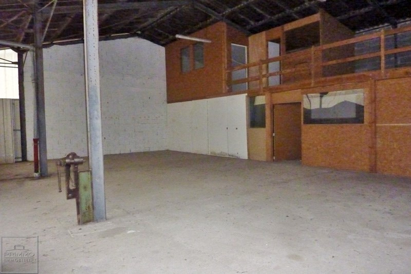 Rental empty room/storage Lissieu 750€ CC - Picture 2