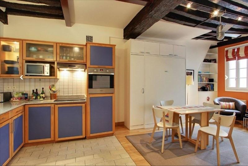 Vente appartement Paris 6ème 485000€ - Photo 4
