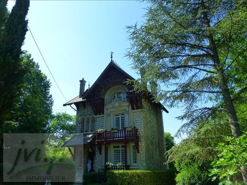 Vente de prestige maison / villa Montmorency 1085000€ - Photo 5