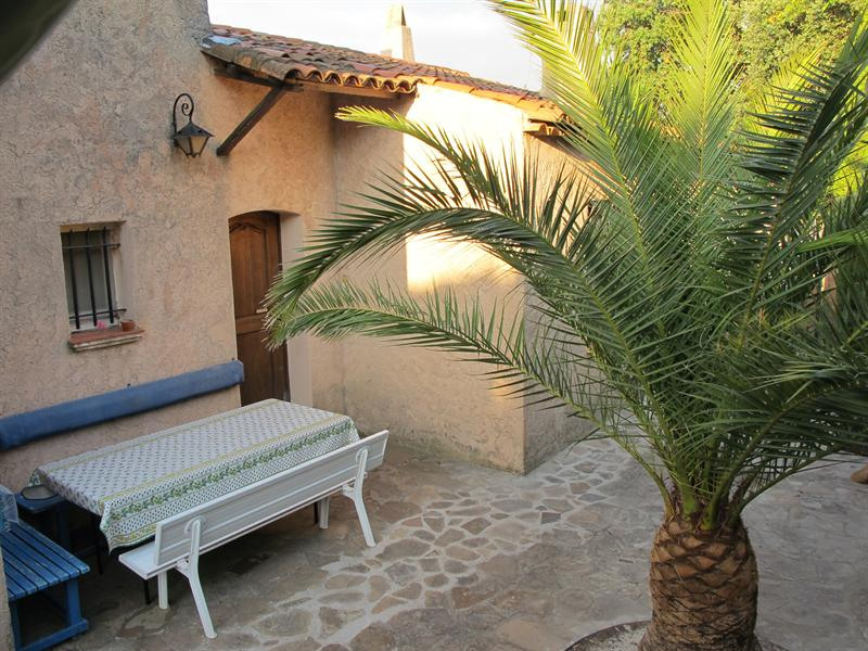 Vacation rental house / villa Les issambres 3 050€ - Picture 10