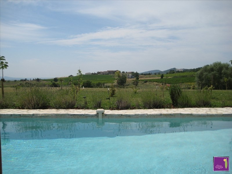 Sale house / villa Barjac 450 000€ - Picture 3