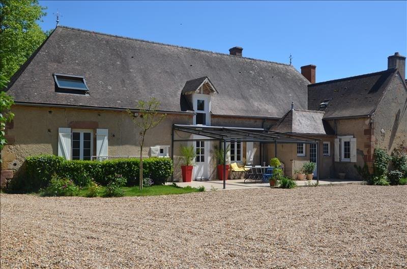 Vente maison / villa Lucenay les aix 313950€ - Photo 1