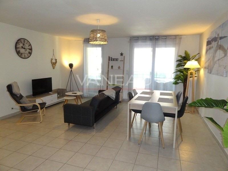Vente appartement Juan-les-pins 295000€ - Photo 1