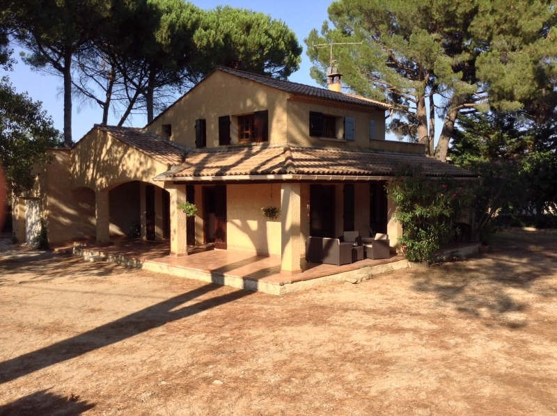 Vente maison / villa Bagnols sur ceze 266000€ - Photo 1