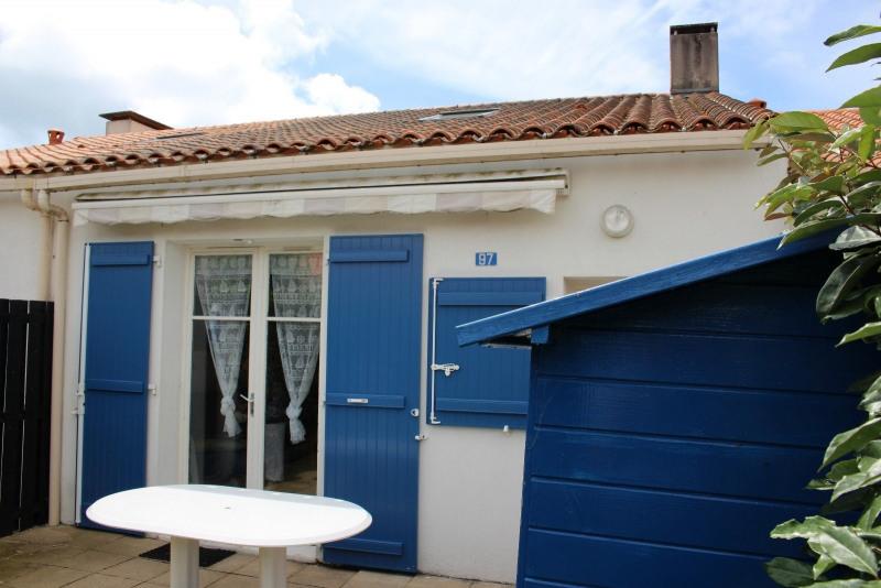 Sale house / villa Chateau d olonne 137700€ - Picture 2