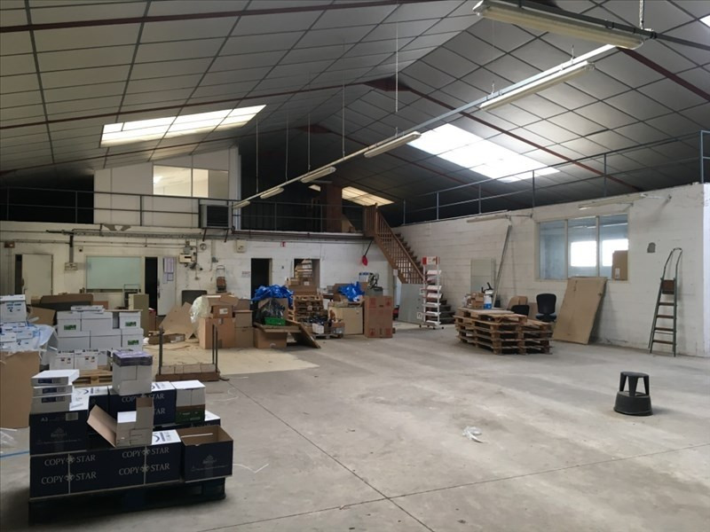 Vente local commercial Fougeres 387 760€ - Photo 3