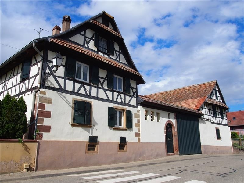 Vendita casa Durningen 380000€ - Fotografia 1