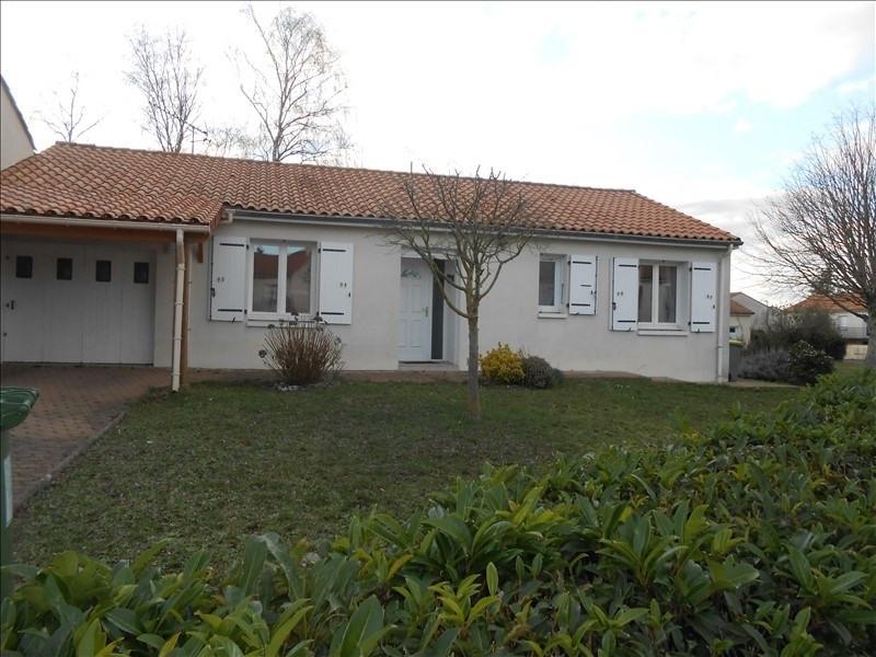 Vente maison / villa Niort 153700€ - Photo 9