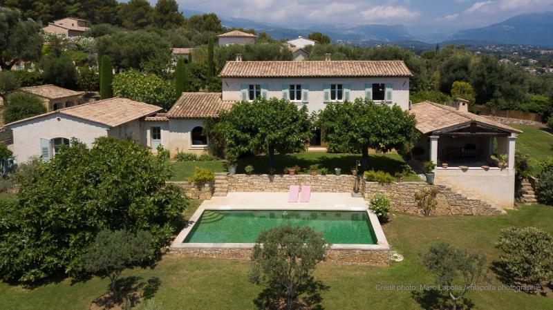 Verkoop van prestige  huis Valbonne 2700000€ - Foto 3