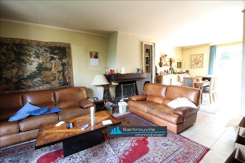 Vente maison / villa Sartrouville 499000€ - Photo 3