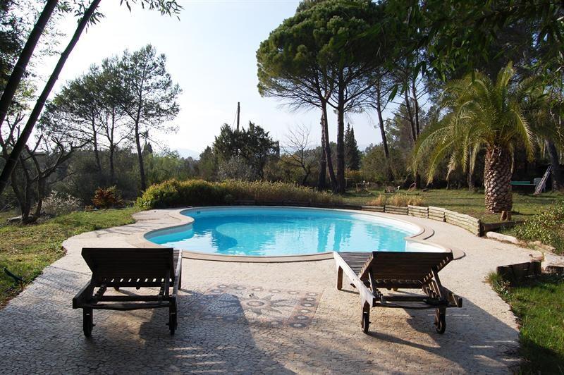 Vente maison / villa Fayence 546000€ - Photo 1