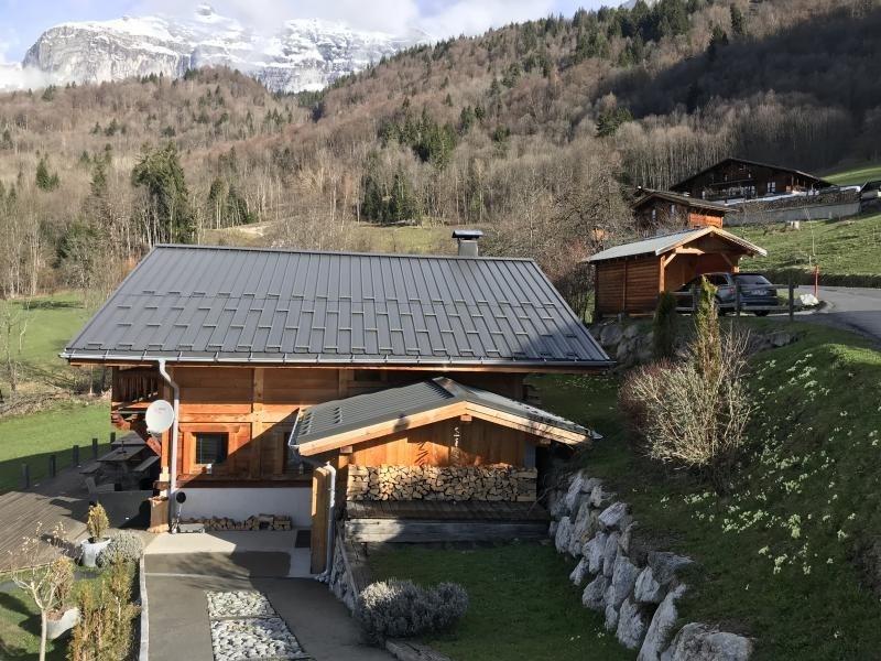Vente de prestige maison / villa Chamonix mont blanc 840000€ - Photo 5
