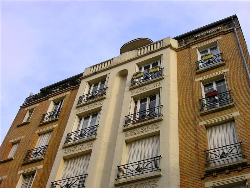 Location appartement Courbevoie 910€ CC - Photo 1