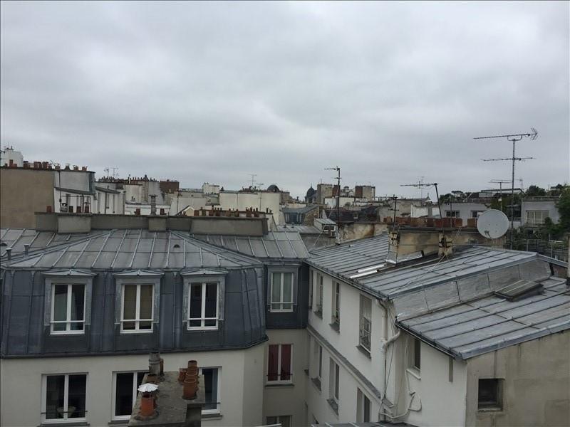 Sale apartment Paris 3ème 313000€ - Picture 1