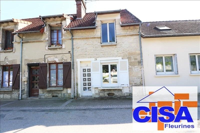 Vente maison / villa Senlis 129000€ - Photo 1