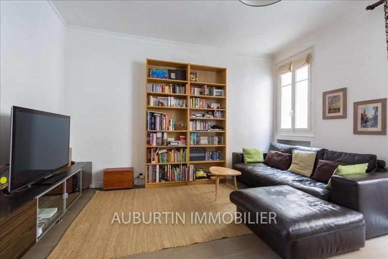 Venta  apartamento Paris 18ème 560000€ - Fotografía 1