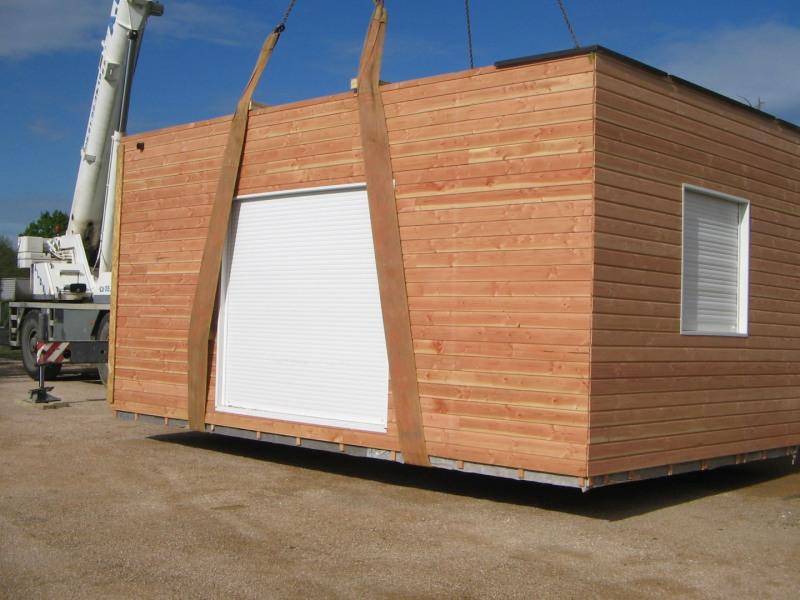 """Modèle de maison  """"Votre studio de jardin de 15 à 46m²"""" à partir de 1 pièces Ariège par COGEBOIS"""