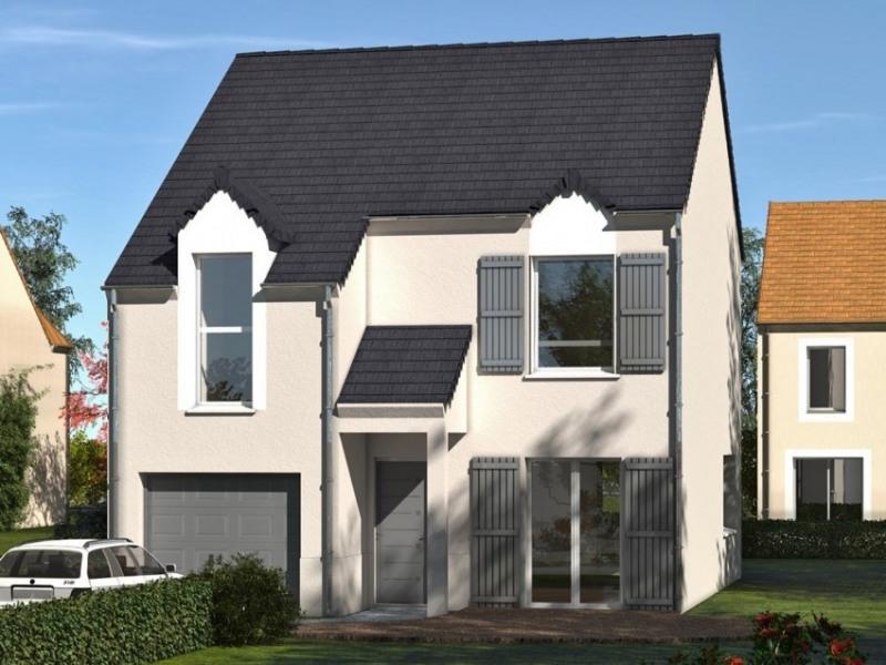 Maison  5 pièces + Terrain 318 m² Auffargis (78610) par MAISONS LELIEVRE