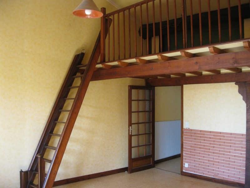 Rental apartment Grisolles 408€ CC - Picture 1