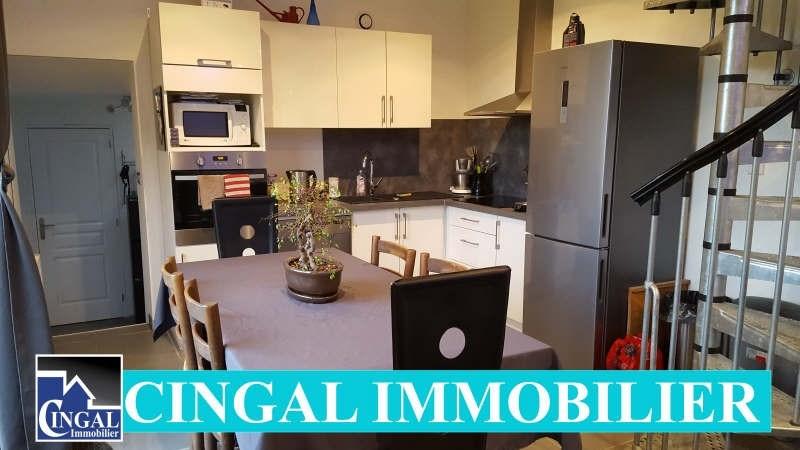 Sale house / villa Potigny 126850€ - Picture 1