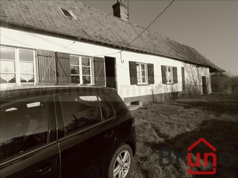 Verkoop  huis Ponthoile 168000€ - Foto 1