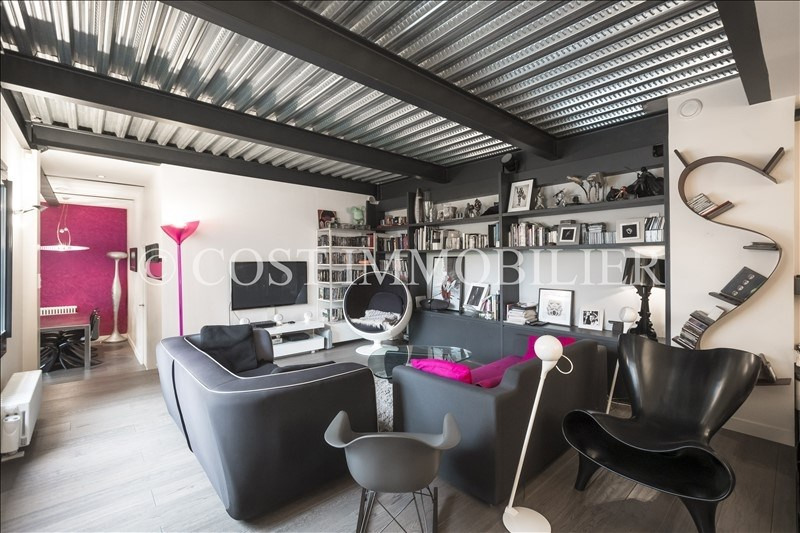 Venta  apartamento La garenne colombes 830000€ - Fotografía 2