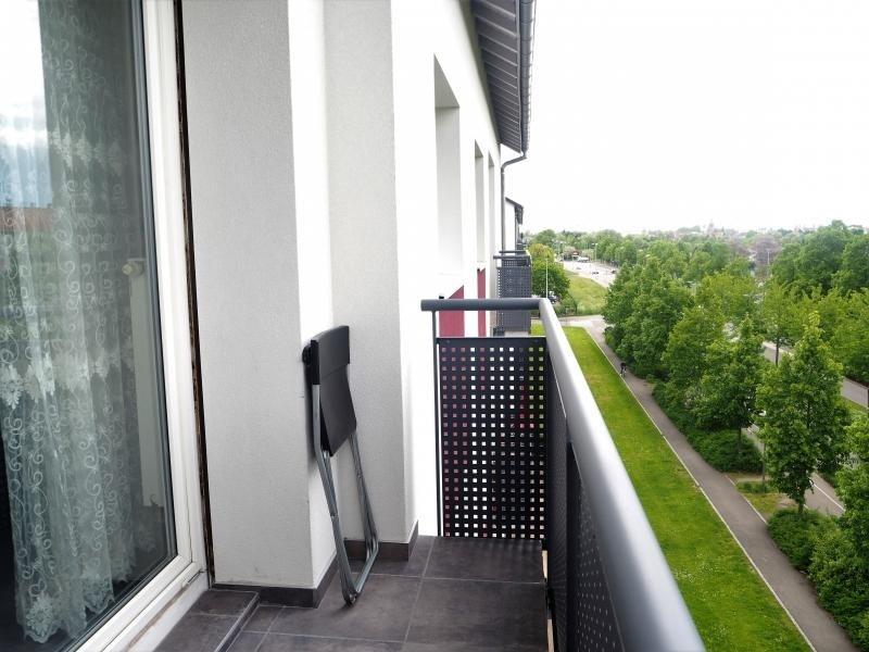 Vendita appartamento Strasbourg 117000€ - Fotografia 1