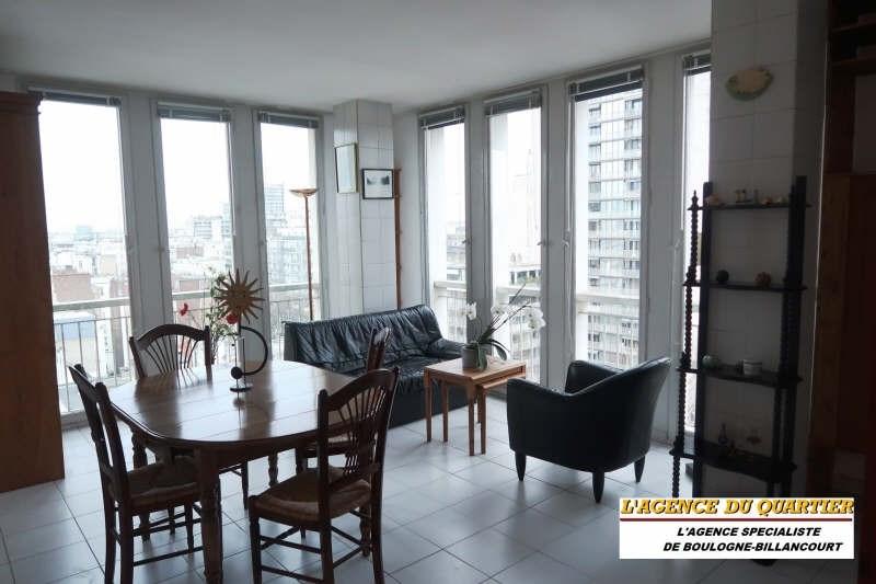 Vente appartement Boulogne billancourt 387000€ - Photo 2