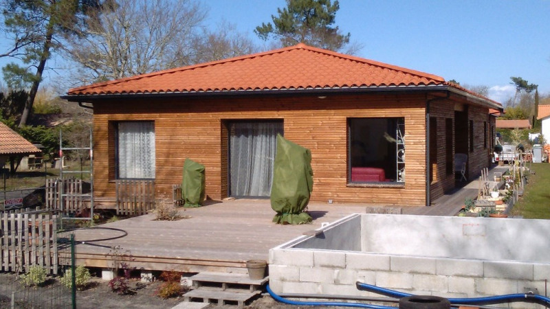 Vente maison / villa Biscarrosse 339200€ - Photo 4