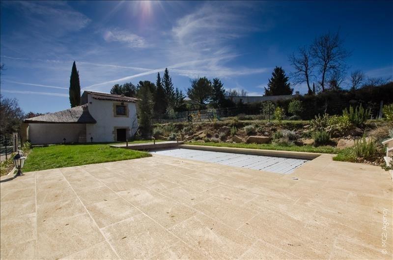 Vente de prestige maison / villa Pourrieres 572000€ - Photo 4