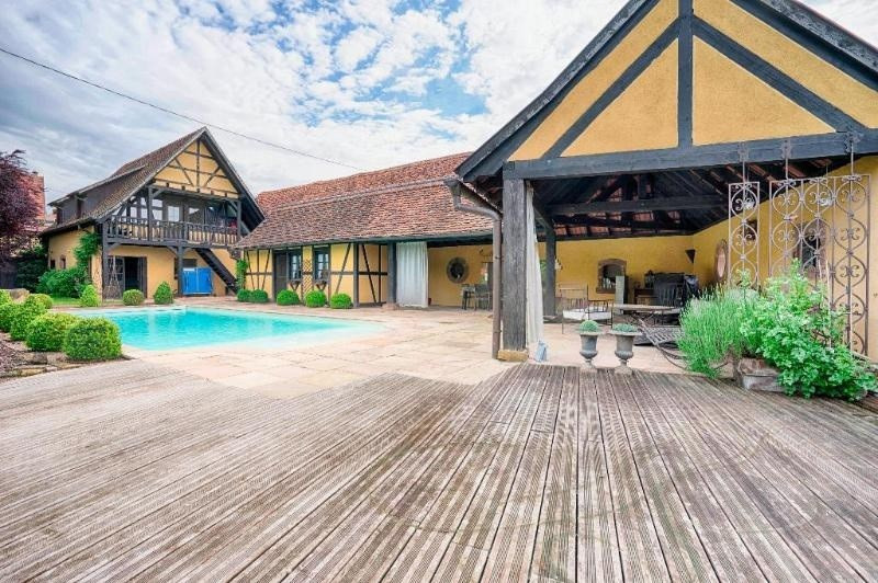Deluxe sale house / villa Durningen 950000€ - Picture 1