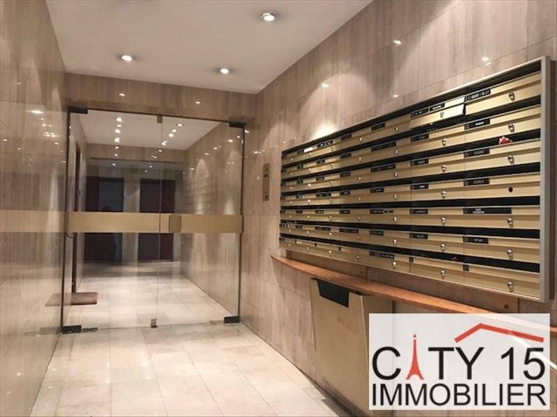 Verkauf wohnung Paris 15ème 650000€ - Fotografie 2