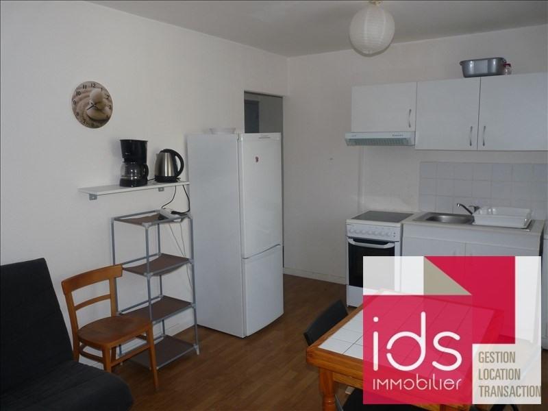 Revenda apartamento Allevard 59000€ - Fotografia 1