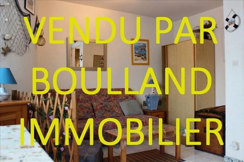 Vente appartement Fort mahon plage 55000€ - Photo 2