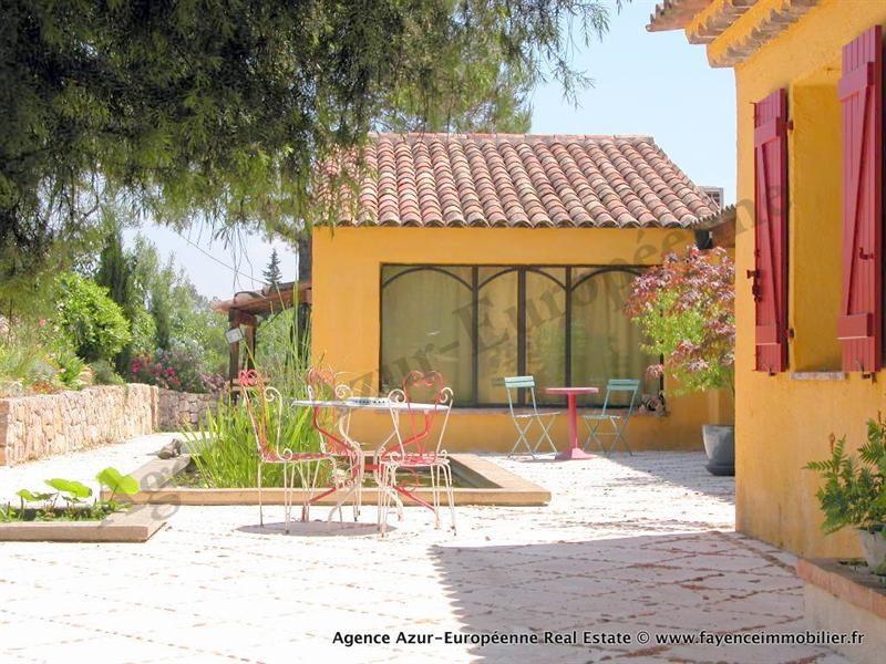 Vente de prestige maison / villa Le canton de fayence 875000€ - Photo 11