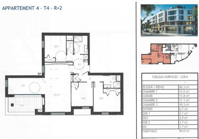 Vente appartement Antony 535000€ - Photo 5