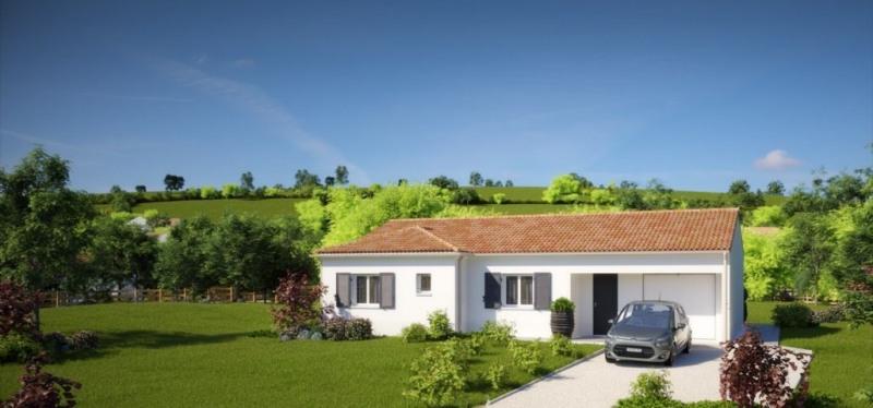 Maison  4 pièces + Terrain 416 m² La Bernerie-en-Retz par MAISONS PIERRE