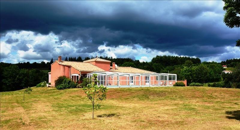 Deluxe sale house / villa Environs de mazamet 349000€ - Picture 10