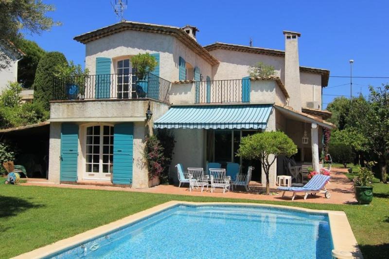 Vacation rental house / villa Juan les pins  - Picture 6