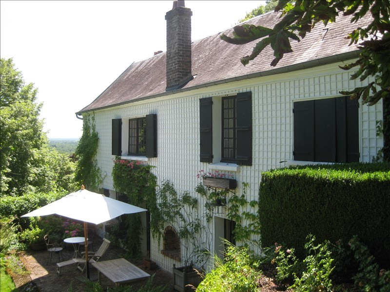 Deluxe sale house / villa La roche guyon 420000€ - Picture 1