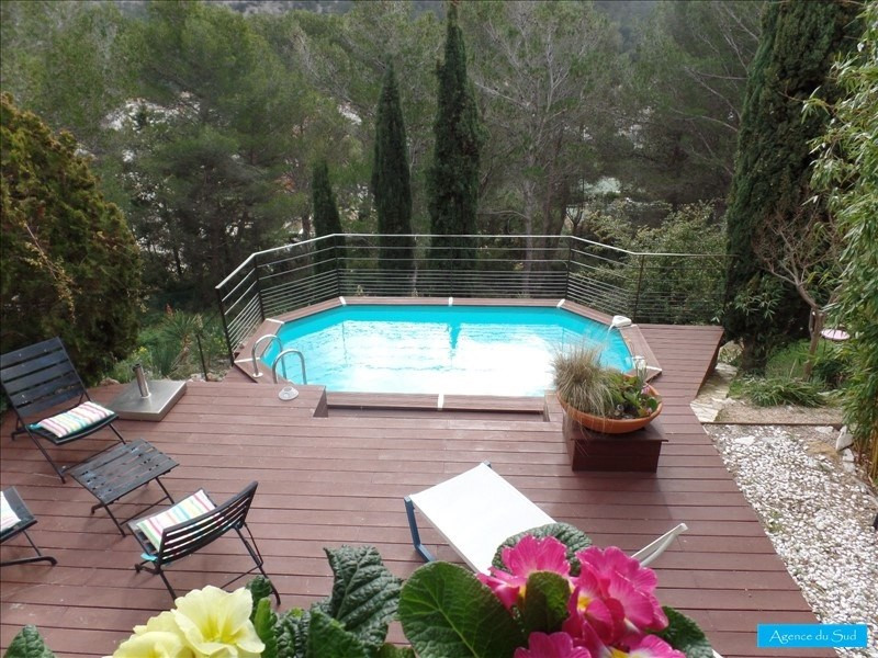 Vente maison / villa Carnoux en provence 525000€ - Photo 3